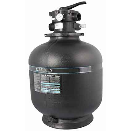 Carvin 16 Inch Laser Series Sand Filter Aqua Bay
