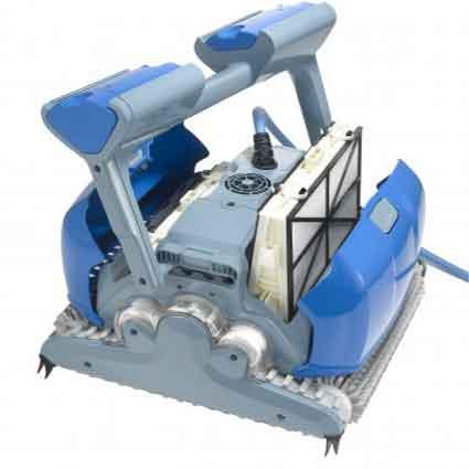 Dolphin M400 Robotic Pool Cleaner Aqua Bay