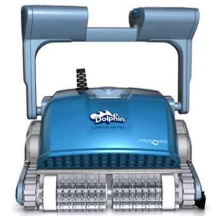 dolphin m400 robotic pool cleaner aqua bay. Black Bedroom Furniture Sets. Home Design Ideas