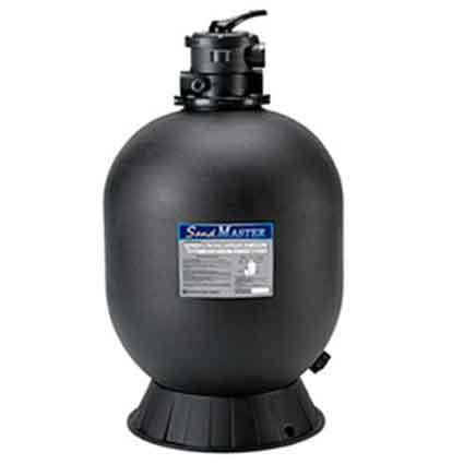 Hayward 19 inch sand filter aqua bay for Swimming pool backwash holding tank