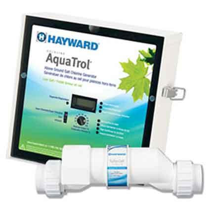 Hayward Aquatrol Low Salt Water System For Above Ground