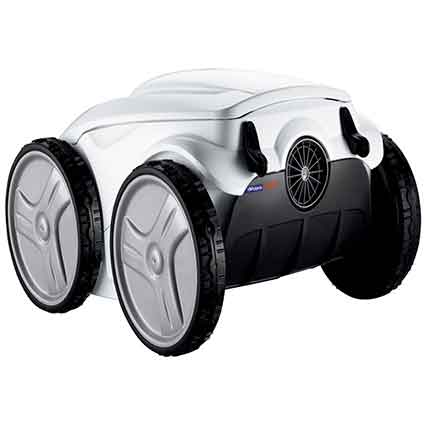 Polaris P955 4wd Robotic Pool Cleaner With Remote Aqua Bay