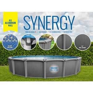 SYNERGY ABOVE GROUND POOL KIT