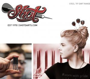 Shot Darts Catalogue